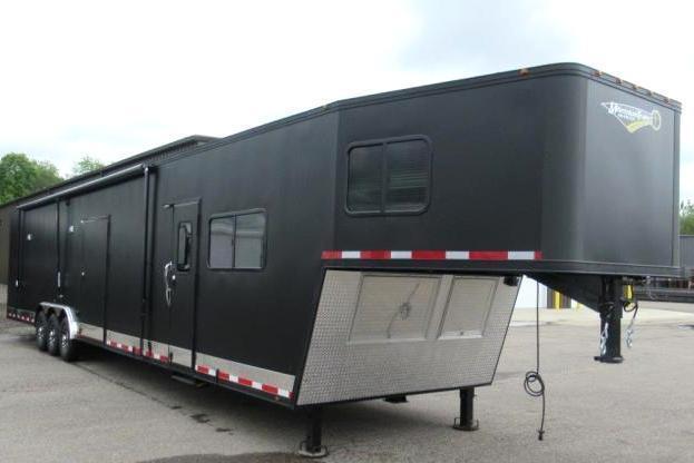 <b>Custom Orders Only</b> 2020 Black Out 48' Millennium Trailer w/14'D +8' Living Quarters in Ashburn, VA