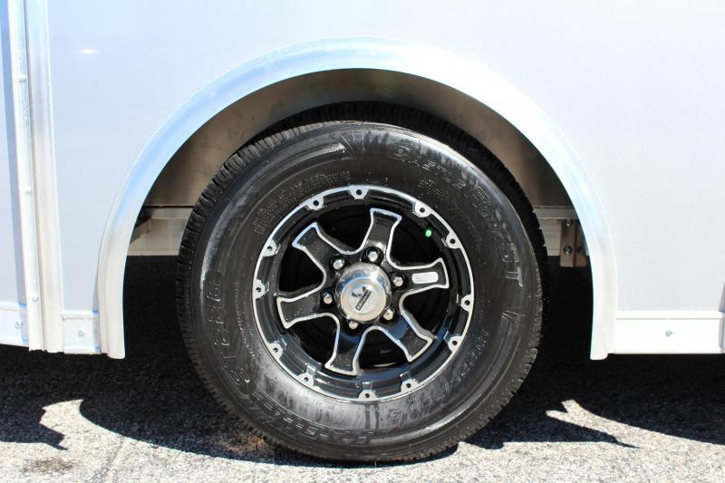 "WIDE CAR? 2020 24' Alum Frame Extreme Lite Car Trailer REMOVABLE FENDER w/72"" x 48"" DOOR"