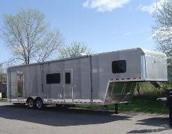 Custom Barbeque Gooseneck Trailer in Ashburn, VA