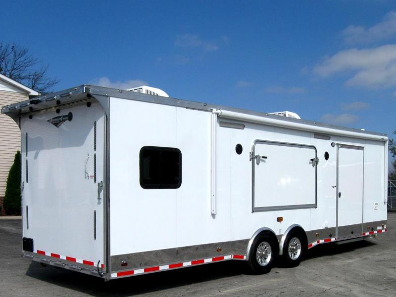 Used Car Haulers With Living Quarters For Sale