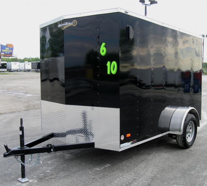 6'x10' Scout Enclosed Cargo Trailer with Plus Pkg.  in Ashburn, VA