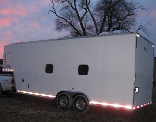 Millennium Trailers 28' Custom Calibration Trailer in Ashburn, VA