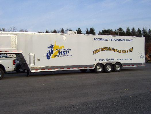 Millennium Trailers Custom Enclosed Gooseneck Classroom Trailer in Ashburn, VA