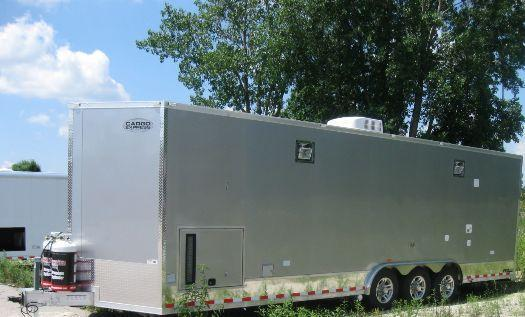 Custom Mining Trailer in Ashburn, VA