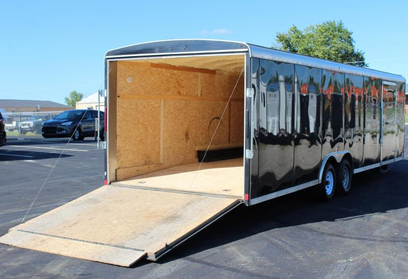 <b>Pre-Owned Trade In</b> 2018 28' US Cargo PACX Trailer