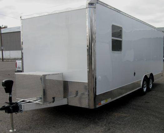 Millennium Trailers 24' Custom Command Center Trailer in Ashburn, VA