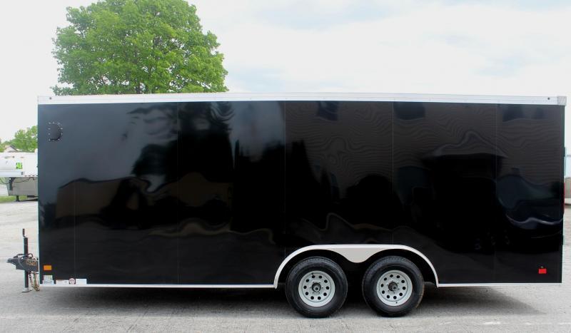 Deluxe Interior Pkg 2019 Screwless 20' Haulmark Transport Car / Racing Trailer HD Axles