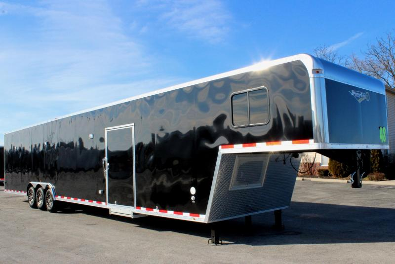 **Reduced & Ready (12) 48' Goosenecks  with or without Full Bathrooms**Call 1-800-978-7223 Today**