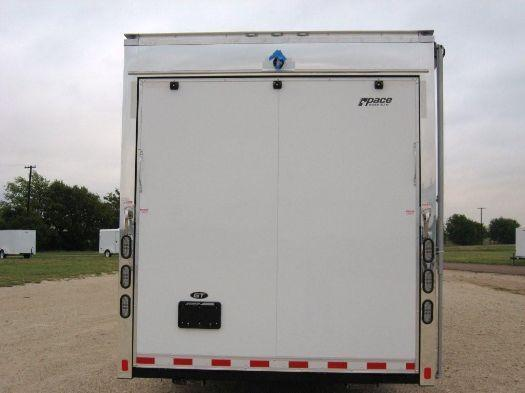 Custom Security Trailer Pick Your Size and Options
