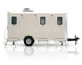 16' Custom Mobile Restroom Trailer in Ashburn, VA