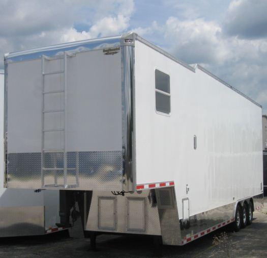 Millennium Trailers 36' Custom Auto Master Trailer in Ashburn, VA