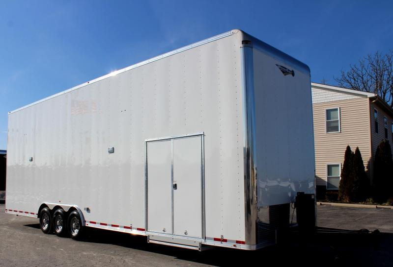 <b>Custom Builds Only</b> 2020 34' Millennium Trailers Stacker with 26' Lift