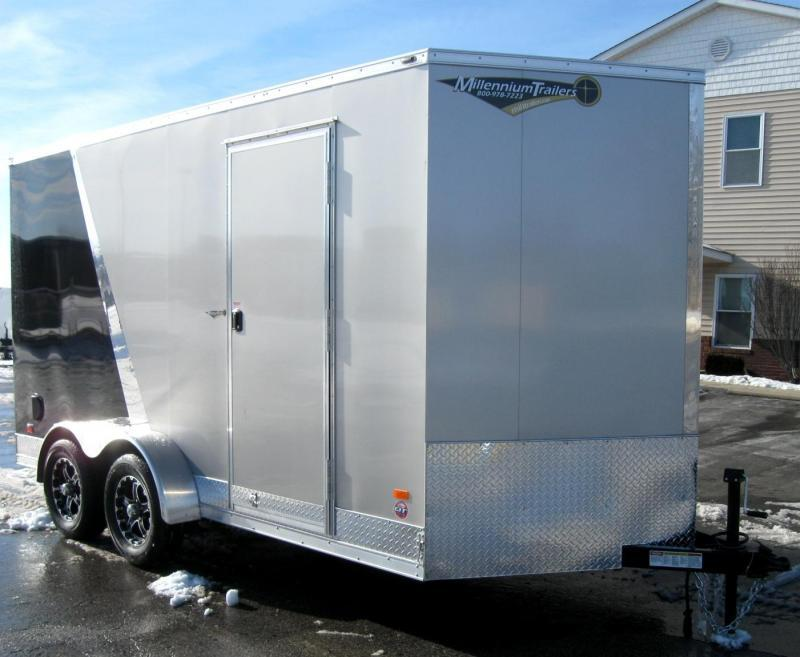 "7'x14' Scout Cargo with Plus Pkg. 12"" Extra High Alum Wheels PLUS Free Upgrades  in Ashburn, VA"