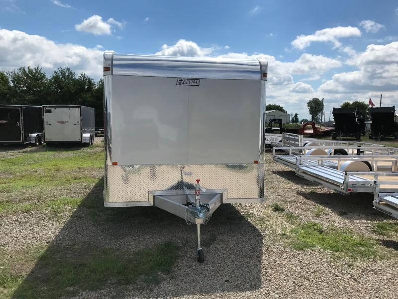 2018 Mission EZ HAULER Enclosed Cargo Trailer
