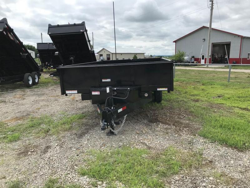 2018 H and H Trailer STH9614 Dump Trailer in De Witt, MO