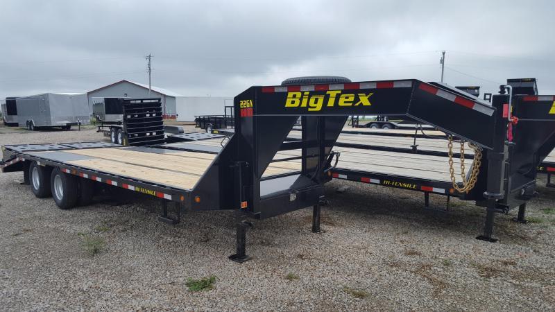 2019 Big Tex Trailers 22GN Equipment Trailer