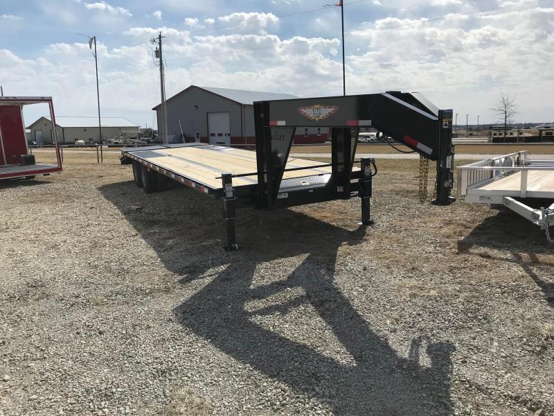2018 H and H Trailer H Equipment Trailer