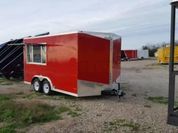 2017 RC Trailers Concession Trailer