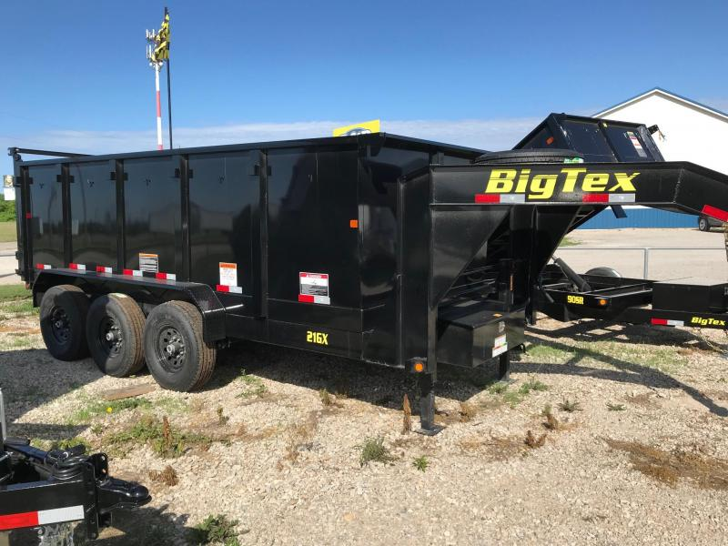 2018 Big Tex Trailers 21GX Dump Trailer in De Witt, MO