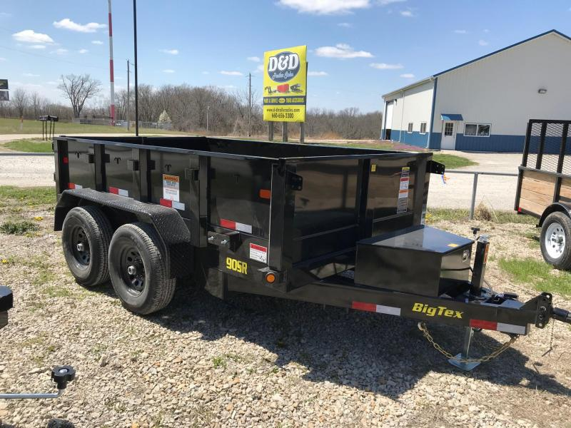 2018 Big Tex Trailers 90SR Dump Trailer