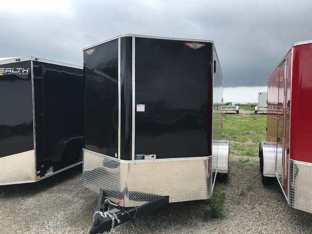 2018 H and H Trailer CARGO Enclosed Cargo Trailer