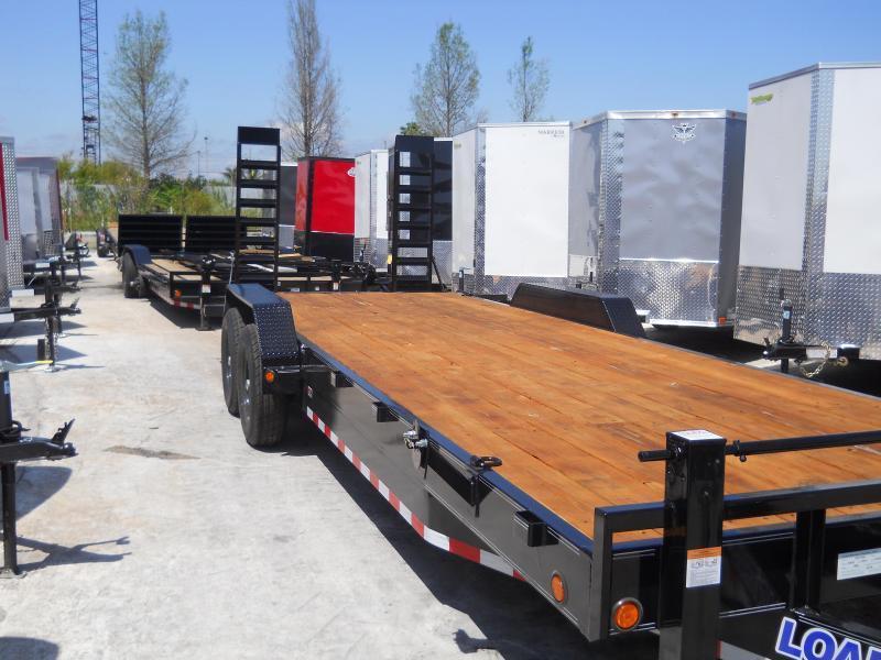 2019 Load Trail EQ83-24T7-KR Equipment Trailer