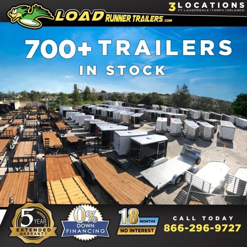 *700-INV* Dump |Car|Enclosed|Cargo Car|Flatbed|Gooseneck Trailer | Trailers