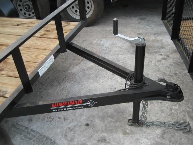 *U30* 5x8 Utility Trailer with Loading Ramp and 3500# Axle 5 x 8   U60-08S3-AR