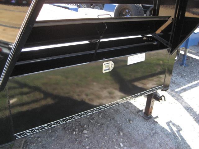 *FG45* 8.5x26 Gooseneck Flatbed Deck Over Trailer |7 TON Trailers 8.5 x 26 | FG102-26T7-FF