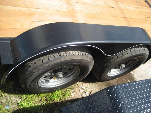 *CH18* 7x20 5 TON Car Hauler Trailer  Car Haulers & Trailers 7 x 20   CH82-20T5-1B