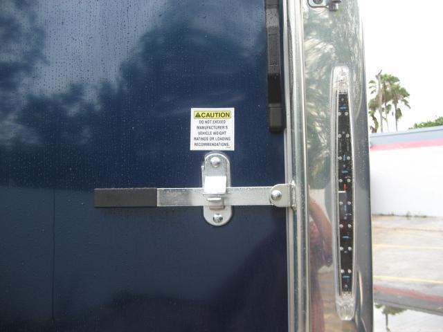 *E11C* 8.5x20 Enclosed Cargo Trailer Car Hauler 8.5 x 20 | EV8.5-20T3-R