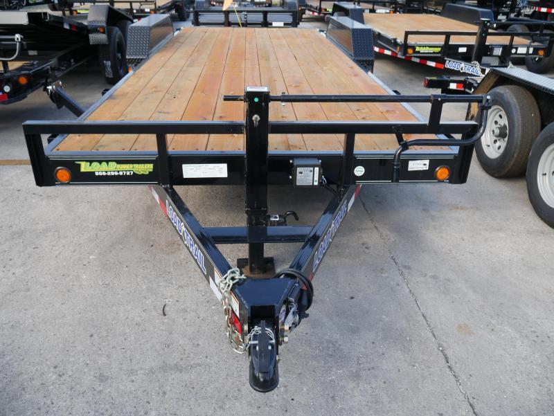 *CH39* 7x20 7 Ton Car Hauler Trailer  |LR Haulers & Trailers 7 x 24 | CH83-20T7