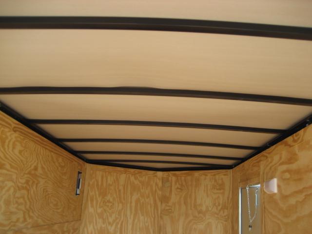 *E4C* 6x12 Cargo Enclosed Trailer  L R Painter Trailers 6 x 12   EV6-12S3-R