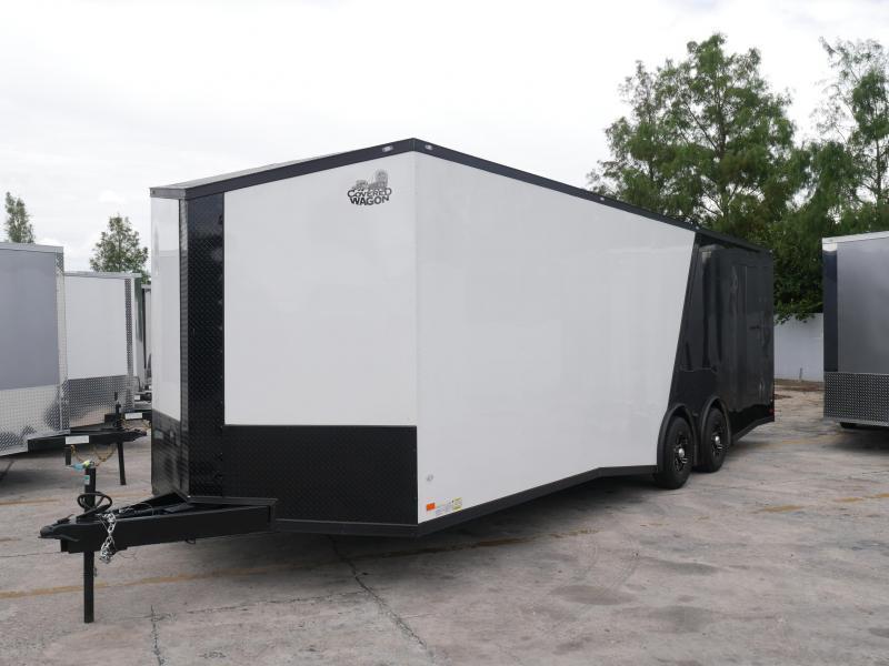 *E-INV* 200+ Enclosed Cargo Trailers   Car Hauler Trailer .   3 FL Locations