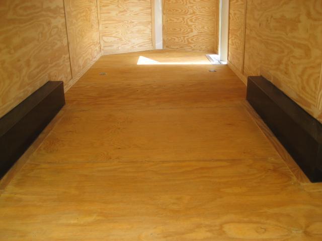 *E12B* 8.5x24 Enclosed Hauler Cargo Trailer Car Haulers 8.5 x 24 | EV8.5-24T5-R
