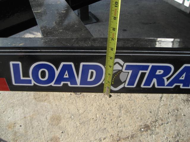 *EQ31* 8.5x22 7 TON Equipment & Car Hauler Trailer |LR Trailers 8.5 x 22 | EQ102-22T7-DOF/KR