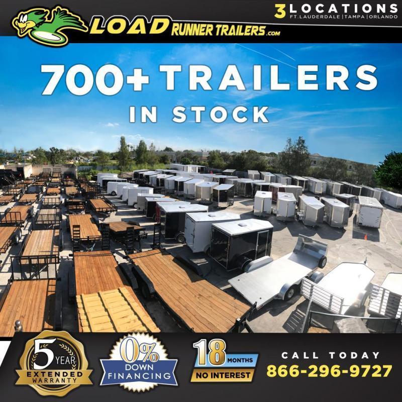 *18M-INV* Dump |Car|Enclosed|Cargo Car|Flatbed|Gooseneck Trailer | Trailers