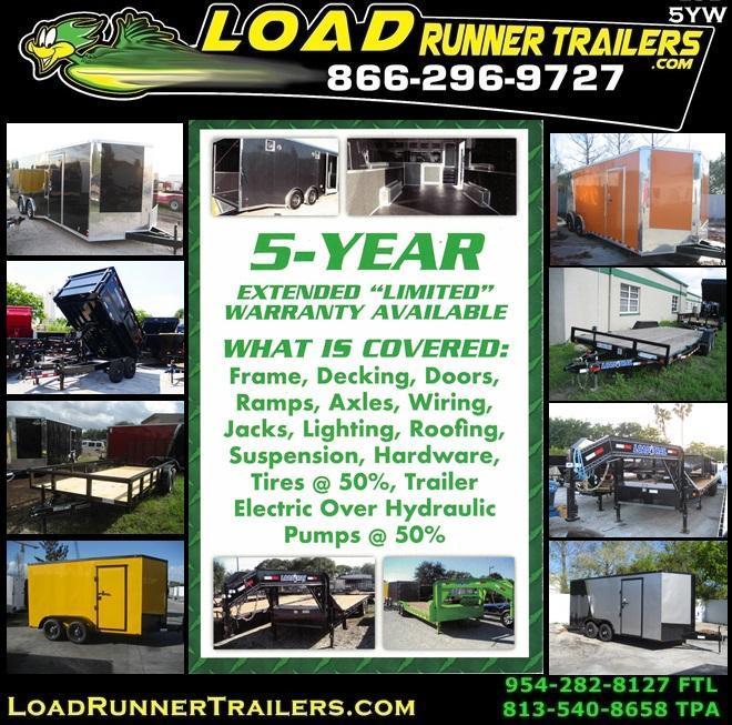 *TLR-PTS* 5 6 7 8 Cargo|Car Trailer|Trailers| Dump | Enclosed | Flatbeds 5 6 7 8 | Dump_Enclosed