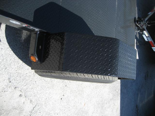 *T11* 6.5x10 Bobcat Hauler Tilt Deck 7K Torsion Axle 6.5 x 10   T77-10ST7-SD/GT