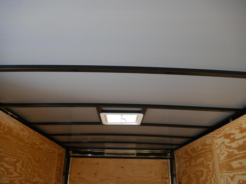 *E8I* 7x14 18 MONTHS NO INTEREST | Enclosed Cargo Trailer 7 x 14 | EV7-14T3-R