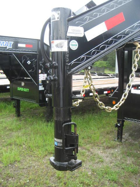 *FG40* 8.5X24 7 TON Flatbed Deck Over Trailer |Butt End Trailers 8.5 x 24 | FG102-24T7-BE