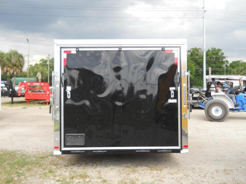 *E11F* 8.5x20 Enclosed Cargo Trailer Cargo Trailers 8.5 x 20 | EV8.5-20T3-R