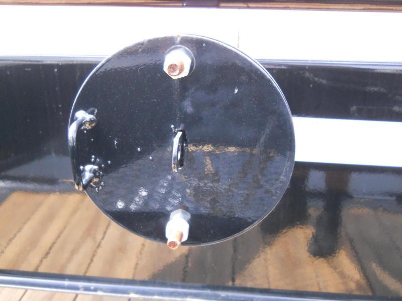 *F25* 8.5x22 7 TON Flatbed Deck Over Trailer w/ Multipurpose Dove 8.5 x 22 | FP102-22T7-MPD