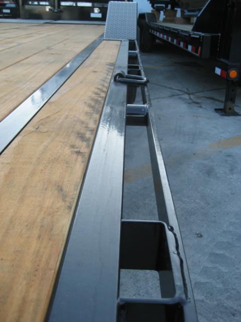 *EQ30* 8.5x20 7 TON Equipment & Car Hauler Trailer |LR Trailers 8.5 x 20 | EQ102-20T7-DOF/KR