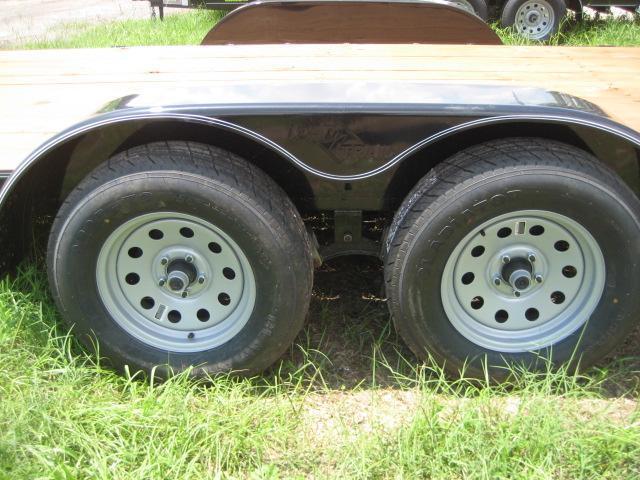*H92* 7x20 Car Hauler Trailer   Brakes +7K Load Trail 7 x 20   CH83-20T3-2B