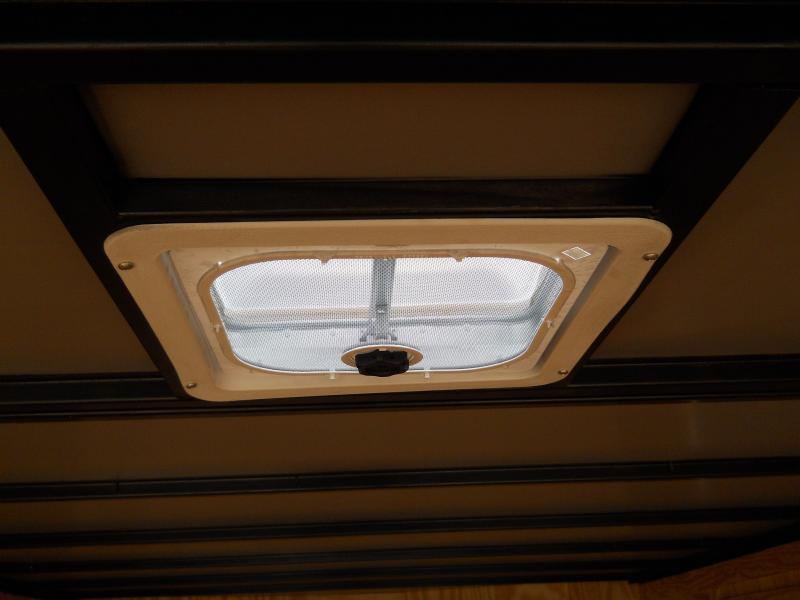 *E11F* 8.5x20 Enclosed Cargo Trailer Cargo Trailers 8.5 x 20   EV8.5-20T3-R