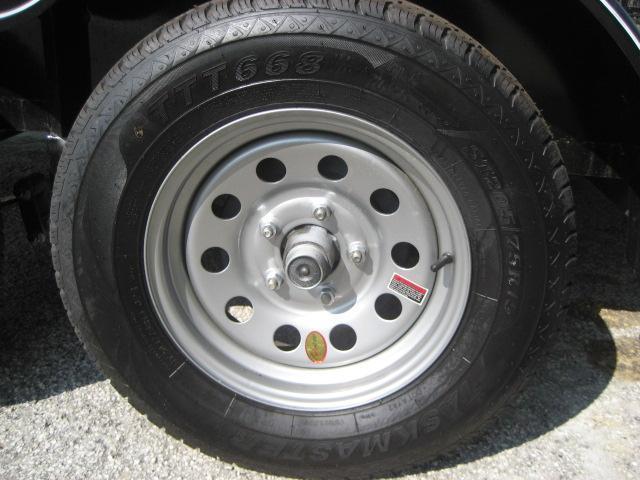 *CH10* 7x16 Car hauler Trailer w/Brakes LR Trailers & Haulers 7 x 16 | CH82-16T3-1B-SD