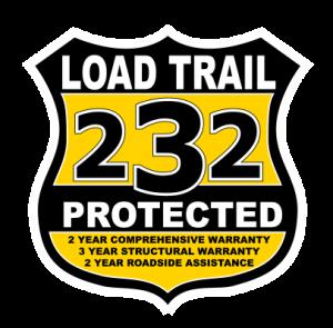 *EQ15* 7x20 10 TON Equipment & Car Hauler Trailer   LR Trailers 7 x 20   EQ82-20T10T-KR