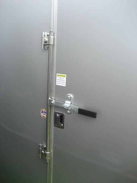 *E13B* 8.5x28 Enclosed Cargo Trailer Car Trailers Hauler 8.5 x 28 | EV8.5-28T7-R