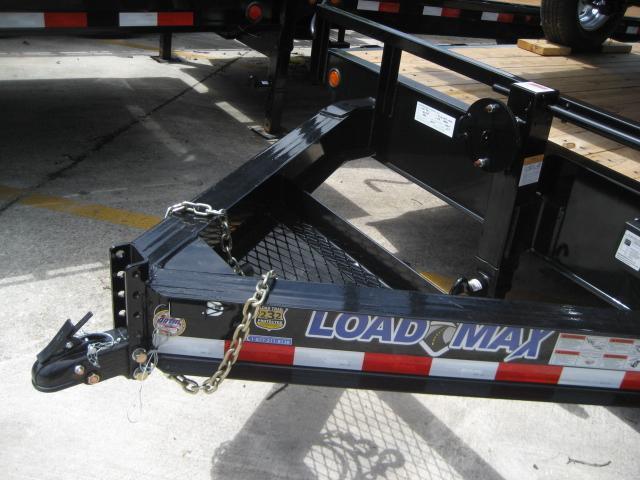*FC36* 8.5x20 Flatbed Deck Over 7 TON Trailer |LR Trailers 8.5 x 20 | FC102-20T7-FF